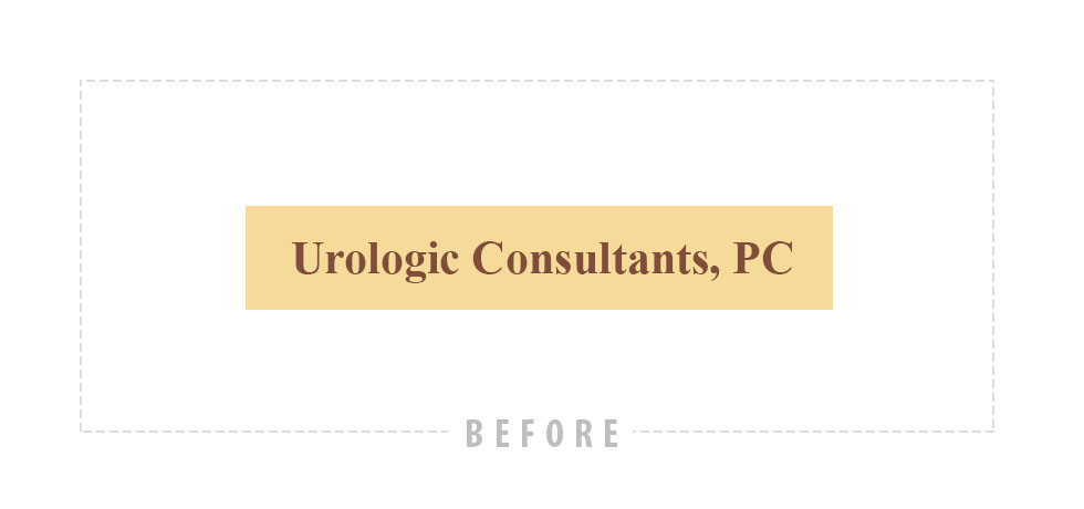 Urologic Consultants, PC