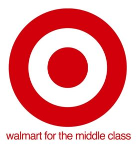 "Target logo parody ""walmart for the middle class"""
